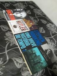 vendo 4 livros novos (nunca usados)