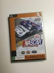 NASCAR SimRacing Clássicos PC. Original !