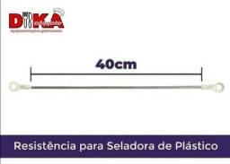 Resistência para Seladora até 40cm Kit Reparo Novas