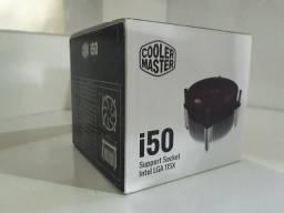 Cooler Processador I50 Intel Socket 115x Cooler Master