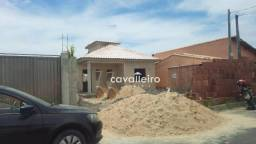 Casa com terreno grande em Itaipuaçú!