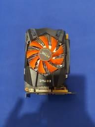 GTX 750 1GB DDR5<br><br>Zotac