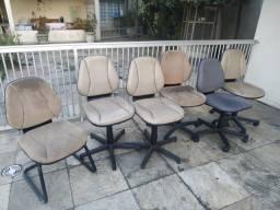 06 Cadeiras de Escritório (Qualidade superior)