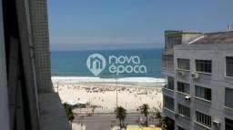 Apartamento à venda com 5 dormitórios em Copacabana, Rio de janeiro cod:CP5AP2764