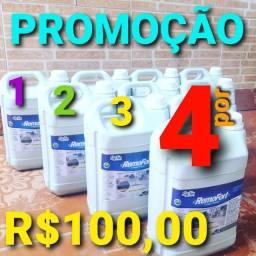 4 LIMPA PISO - R$:100,00