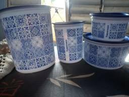 Tupperware( 4.0 litro ) (1.2 litro) ( 575ml) ( 1.5 litro .)