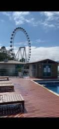 Loft studio até dezembro (entrada imediata)c piscina no prédio .