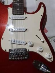 Guitarra Memphis MG 22 nova!
