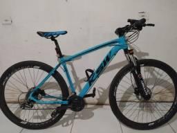 Vendo - Bicicleta KSW, Aro 29, Quadro 19, 24 Vel., Toda Shimano