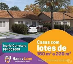 *Compre sua casa 100% financiada pela Caixa  -Happyland - *2quartos com quintal *