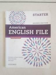 Livro de Inglês American English File