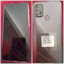 Motorola G10 menos um mês de uso.