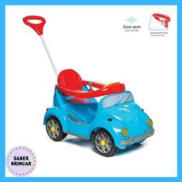 Entrega Grátis? Fusca Azul - Carrinho de Passeio e Quadriciclo Modelo