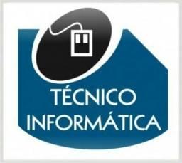 Técnico Informática a Domicílio ( Praça Seca)