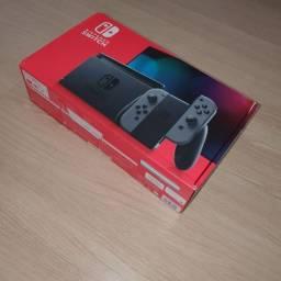 Nintendo switch pouco usado