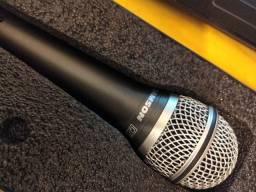 Microfone SAMSOM Q7 *NOVÍSSIMO*