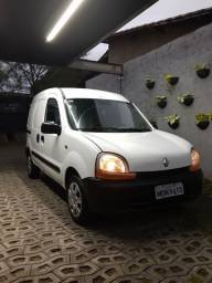 Título do anúncio: Renault Kangoo 1.0 8v 2001 (Carro básico leia o anúncio)