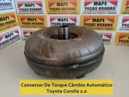 Conversor De Torque Câmbio Automático Toyota Corolla 2.0
