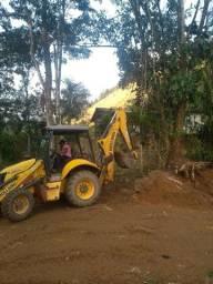 Construção de chalé