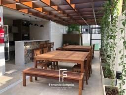 Ed. Smart 70- 3 Quartos com Varanda Gourmet e 4 Vagas em Ponta Verde