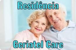Casa de repouso e serviço de home care