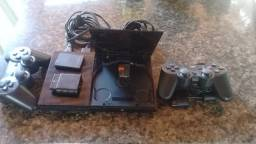Playstation II semi novo