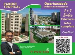 Título do anúncio: Parque Tropical , 2 vagas , Varanda Gourmet , 3 suítes , 113m² , Patamares
