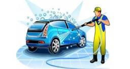Vaga p/ lavador de autos com experiência (Metrô Carrão)