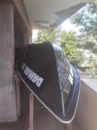 Barco de fibra 5 M