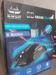 Mouse gamer Knup Led