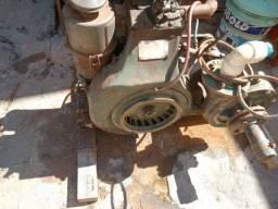Motor Tietê bomba de duas polegadas