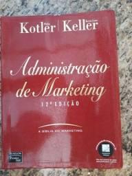 Livro Administraç?o de Marketing: A Biblia do Marketing