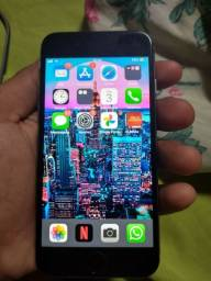 Troco *iPhone 6* em A01