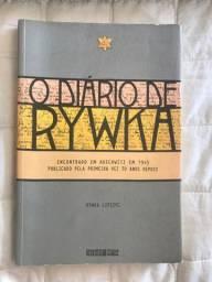 Livro O Diário de Rywka
