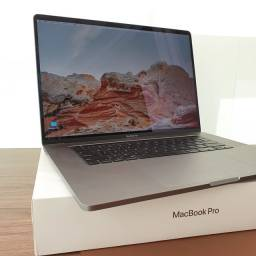 Macbook Pro 2019 16pol 2.3 I9 16gb 1tb Ssd