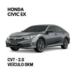 Título do anúncio: Honda Civic Ex Automatico 2021
