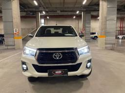 Título do anúncio: Hilux Srx Automática 4x4 Diesel Muito Nova .Ano 2020