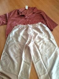 Kit 3 Pijamas GG