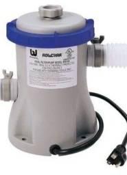 Bomba filtrante piacina 1250l/h com filtro