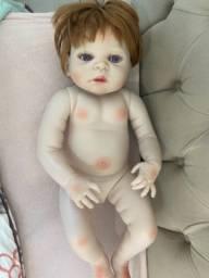 Bebê menina reborn