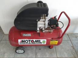 Compressor 50 litros Super Novo 120 lbf