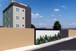 Apartamento em Obras com Área Privativa - B. Serra Dourada - Vespasiano - 2 qts - 1 Vaga