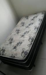 Cama box de solteiro conjugada. Apenas 220 reais!!