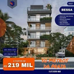 Título do anúncio: Apartamento para Venda em João Pessoa, Bessa, 1 dormitório, 1 suíte, 1 banheiro, 1 vaga