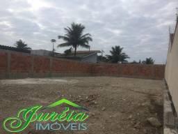 Terreno plano no Arpoador com 300 m². Peruíbe/SP T1129