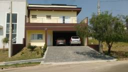 Sobrado com 3 quartos e piscina, Condomínio  Residencial  Real Park Sumaré