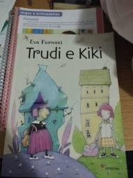 Livro Trudi e Kiki