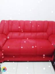 Venda-se sofá novo  usado poucas vezes