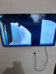 """Smart Tv 32"""" AOC - Retirar peças."""