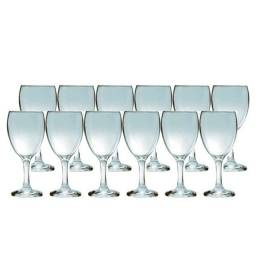 Conjunto de 12 taças para água 300 ml